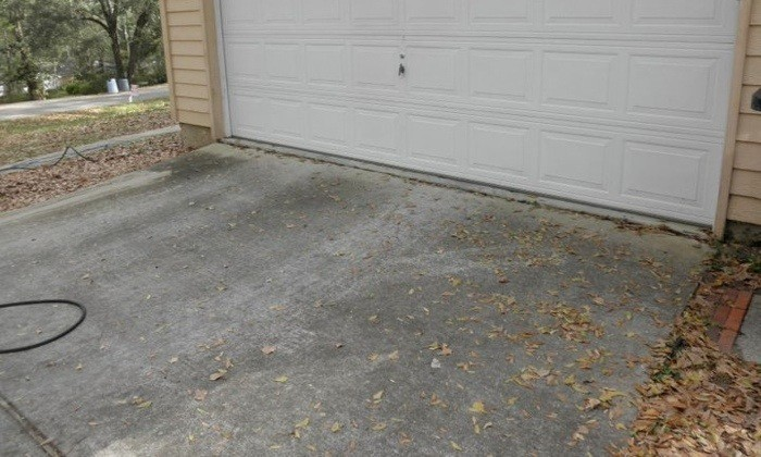 Alexandria Concrete Cleaning Services Smart Wash